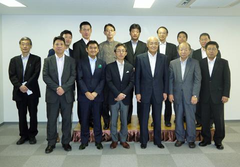 創設企業のメンバー