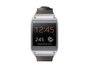 Samsung Electronicsの腕時計型デバイス「GALAXY Gear」