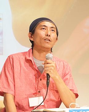 永和システムマネジメント サービスプロバイディング事業部 コミュニティマネジャー 角谷信太郎氏