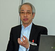 インテル データセンター事業開発部 シニア・スペシャリスト 田口栄治氏