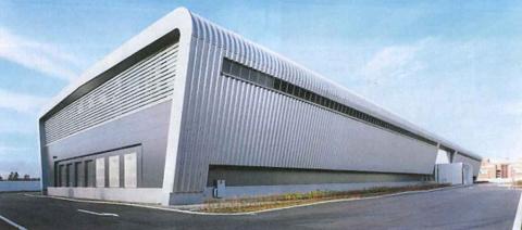 石狩データセンター 全体像