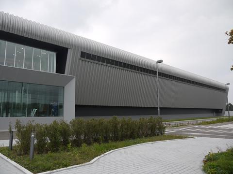 石狩データセンター 2号棟(工事中)