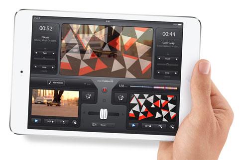 「「iPad mini」新モデル、Retinaディスプレイ採用で高精細化」(ITmedia ニュース)を表示