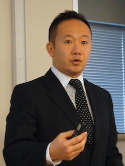 トレンドマイクロ ビジネスマーケティング本部 ソリューションマーケティング部 マネージャー 坂本健太郎氏