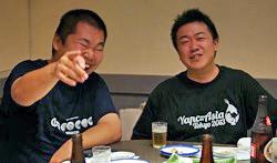 牧大輔氏(左)櫛井優介氏(右)、撮影:@M_Ishikawa
