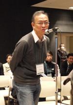 (画像)JANOG33で発言する参加者3
