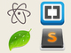 Web制作に使えるエディターAtom、Brackets、Coda、Sublime Textの現状まとめ