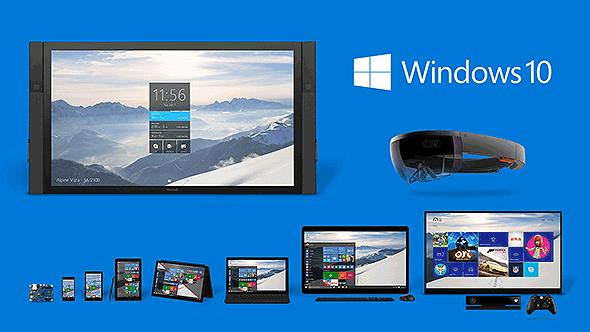 さまざまなデバイスに対応するWindows 10