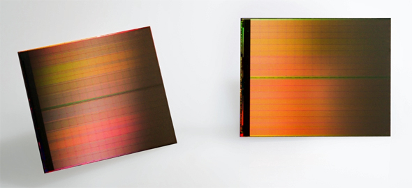 IntelとMicron Technologyが共同開発した「3D Xpoint」