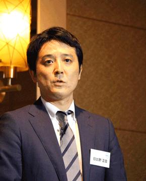 デル エンタープライズソリューション&アライアンス エンタープライズテクノロジストの日比野正慶氏