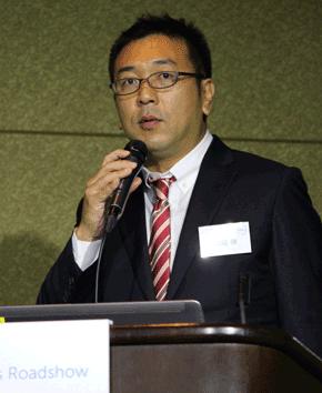 デル ESGエンタープライズ・プロダクトセールス・グループ ネットワークセールスグルーブ部長の草薙伸氏