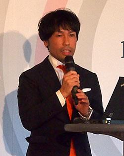 新会社「PwC サイバーサービス」の最高執行責任者に就任した星澤裕二氏