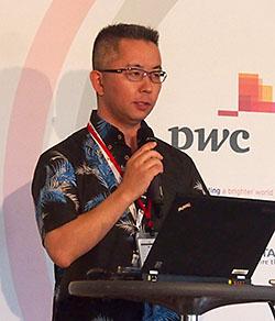 PwC サイバーサービスの最高技術顧問に就任した名和利男氏