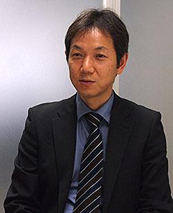 IPA 技術本部 セキュリティセンター 情報セキュリティ技術ラボラトリー 研究員の土屋正氏