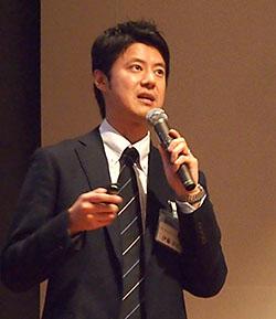 マクニカネットワークス セキュリティ第1事業部 プロダクト第1営業部 第2課の伊藤章浩氏