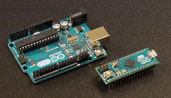 Arduinoの製品例