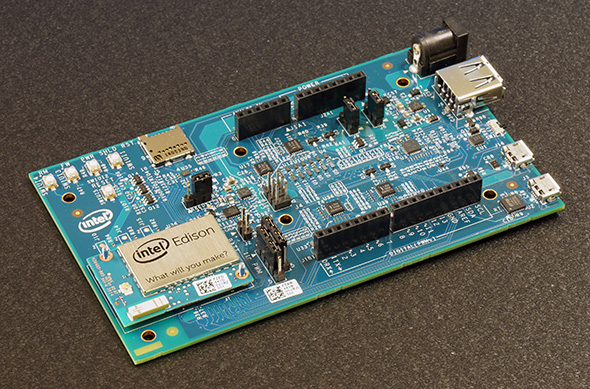 Intel EdisonとArduino接続用キット