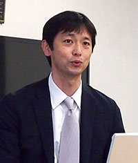 JPCERT/CC エンタープライズサポートグループ リーダーの佐藤祐輔氏