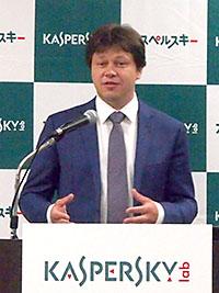 セルゲイ・ゴルディチック氏