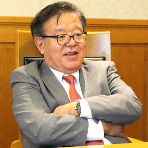 慶應義塾大学環境情報学部長 教授 村井純氏