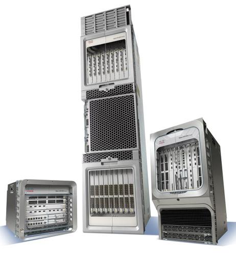 「Cisco ASR 9000」シリーズ