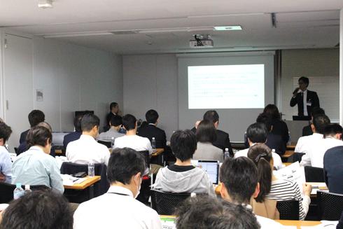 セミナー「機器コスト以外に、Open Networkingの採用メリットはあるのか?」会場風景