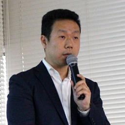 IP Infusion プリンシパルエンジニア 道廣隆志氏