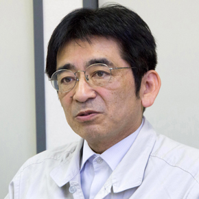 三菱アルミニウム 生産技術本部 情報システム部長の合家正之氏