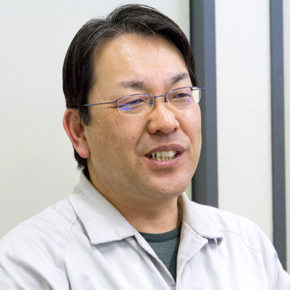 三菱アルミニウム 生産技術本部 情報システム部 運用グループ 副主査の篠原靖氏