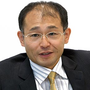 朋和産業 理事 管理本部 情報システム部長の野上博司氏