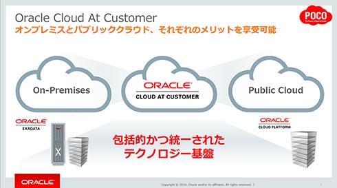 オラクルは、なぜ「Oracle Cloud Machine」を投入したのか (2/2):松岡功