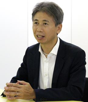 日本ヒューレット・パッカード HPネットワーク事業統括本部 パートナー第三営業部 担当部長 池田浩志氏