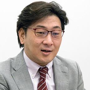 日本オラクル クラウド・テクノロジー事業統括 Cloud/Big Data/DISプロダクト本部 シニアプロダクトラインマネジャーの谷川信朗氏