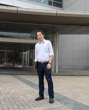 NTTセキュアプラットフォーム研究所 鐘揚氏