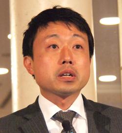 インフォコム サービスビジネス事業本部 サービスビジネス営業部 上級主任 高瀬慎太郎氏