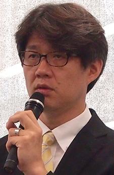 テクマトリックス ネットワーク営業部部長 西脇一郎氏