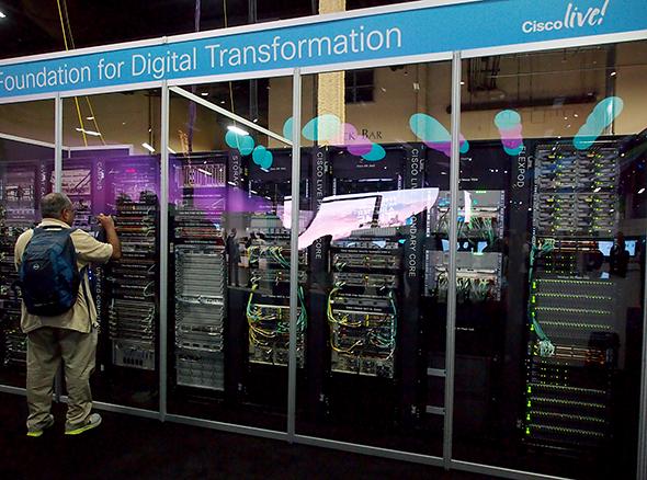 Cisco Live 2016のネットワーク基盤兼デモンストレーションの場として機能したNOC