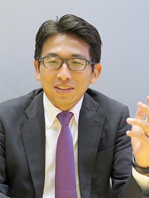 SAPジャパン バイスプレジデント プラットフォーム事業本部長の鈴木正敏氏