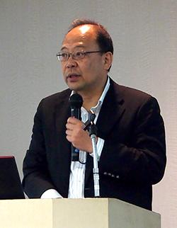 前NISC副センター長 谷脇康彦氏