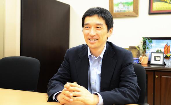 内閣サイバーセキュリティセンター副センター長・三角育生氏