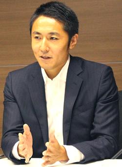 ジェイピー・セキュア 取締役 プロダクト推進部長 矢次弘志氏
