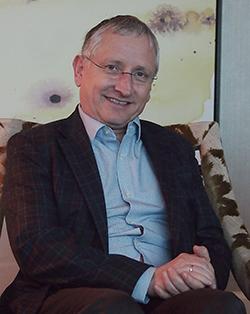 シノプシス ソフトウェア インテグリティ グループ シニアバイスプレジデント兼ゼネラルマネジャー アンドレアス・クエールマン氏