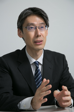 NEC サイバーセキュリティ戦略本部 セキュリティ技術センター シニアエキスパート 吉府研治氏