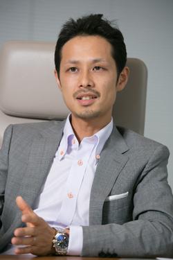 アカマイ・テクノロジーズ ウェブ&セキュリティ・マーケティング本部 本部長 岡本智史氏