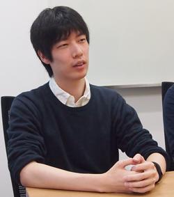 ゲヒルン 代表取締役 石森大貴氏