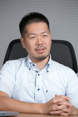 エムオーテックス 執行役員 営業本部 副本部長 池田淳氏