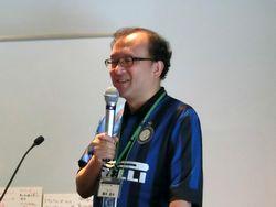 セキュリティコンテスト「SECCON」を立ち上げ当初から支えてきた実行委員会メンバーでもあるサイバー大学 教授 園田道夫氏