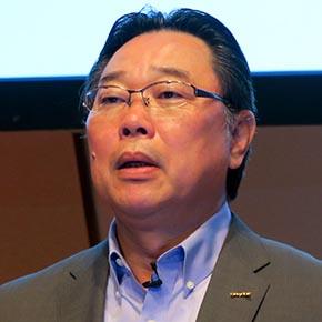 日本オラクル 取締役代表執行役兼CEOの杉原博茂氏