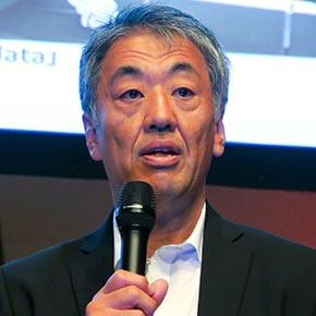 NTTデータ先端技術 執行役員 オラクル事業部長 堀尾俊明氏