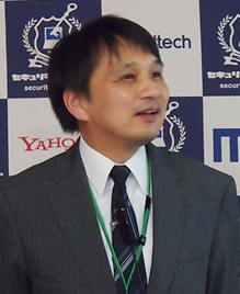 県立広島大学 経営情報学部 准教授の佐々木宣介氏
